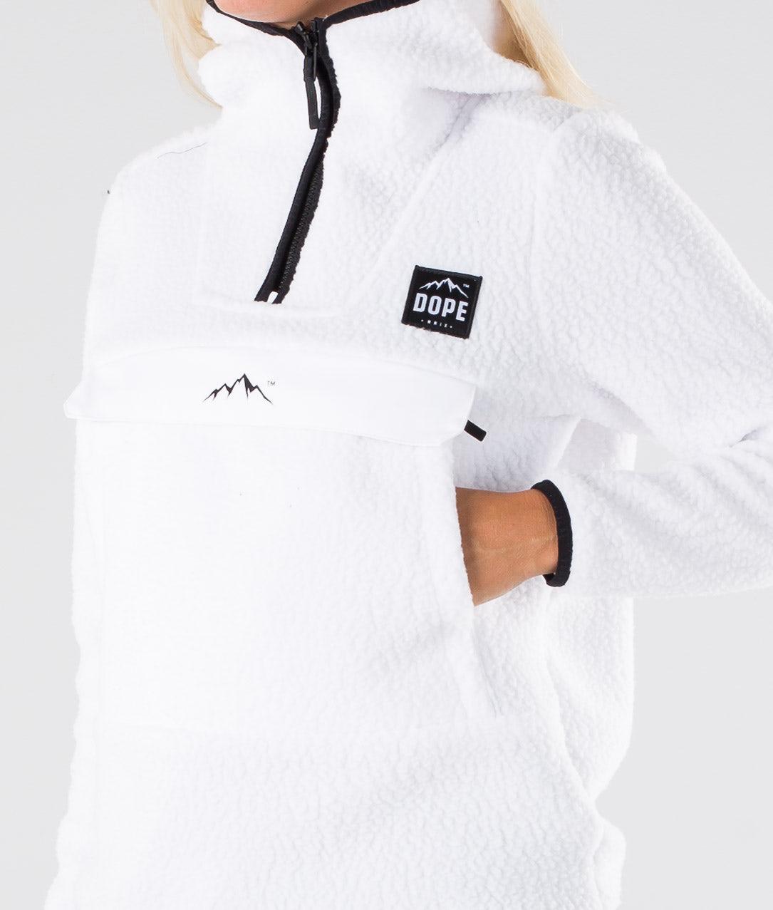 Kjøp Oi W Trøyer Snow fra Dope på Ridestore.no - Hos oss har du alltid fri frakt, fri retur og 30 dagers åpent kjøp!