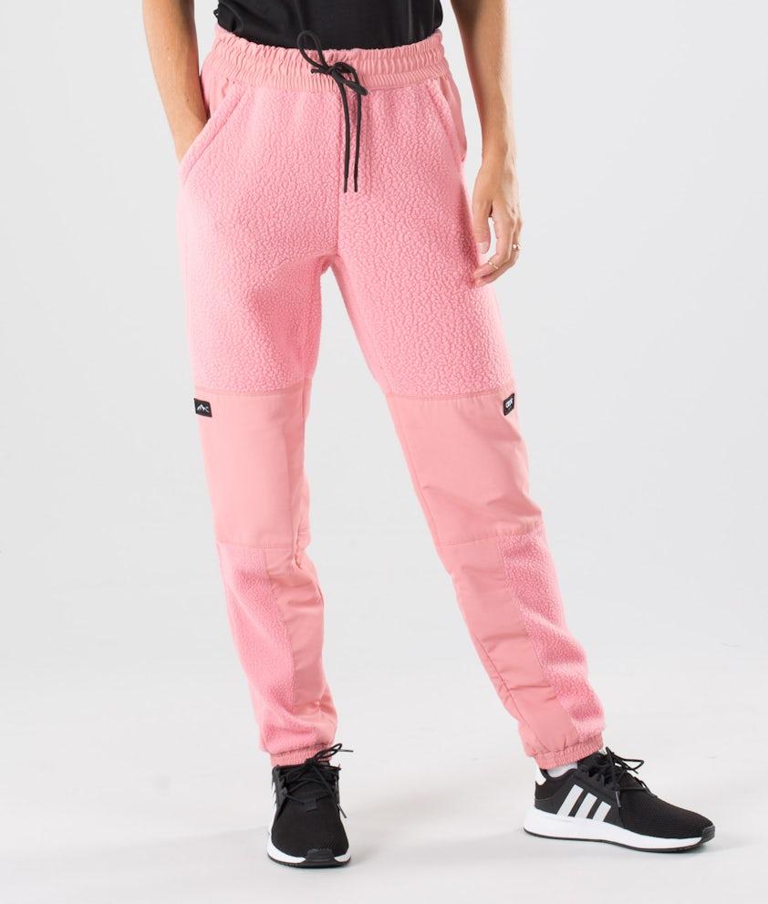 Dope Ollie W Fleece Pants Pink