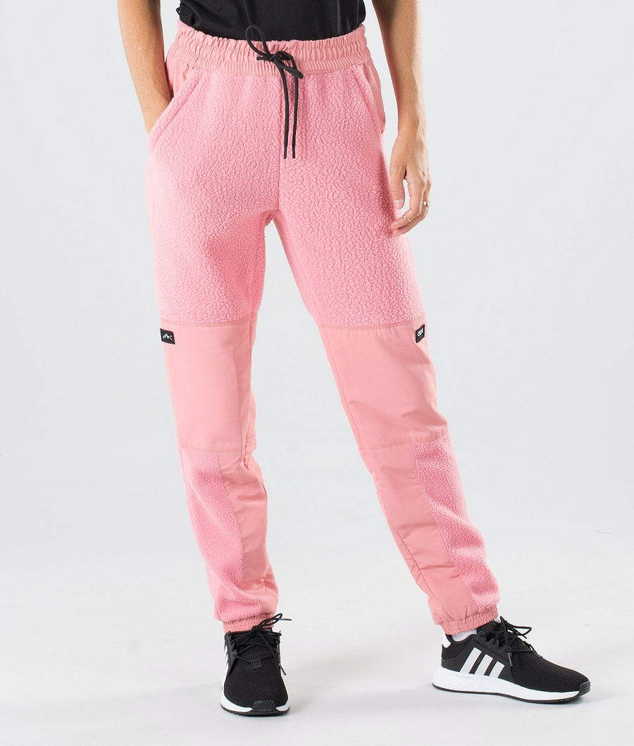 Dope Ollie W Fleece Pants Pink