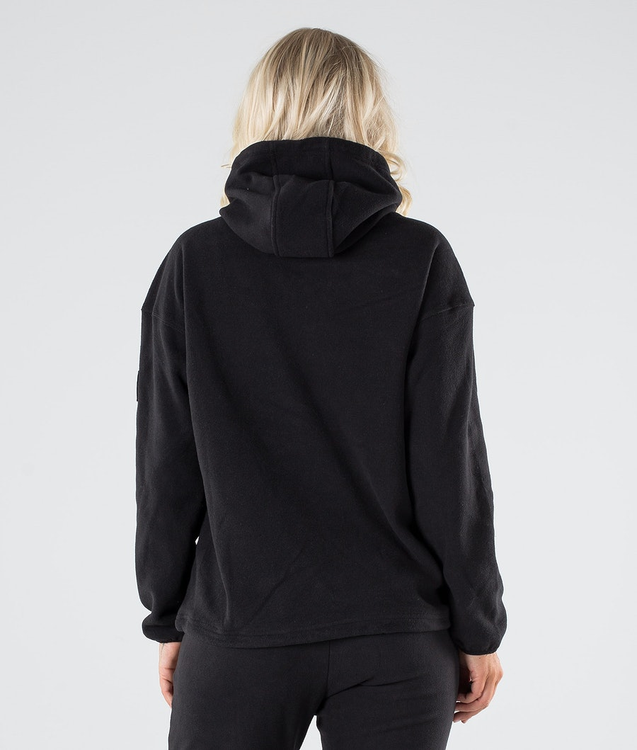 Dope Cozy W Women's Fleece Hood Black