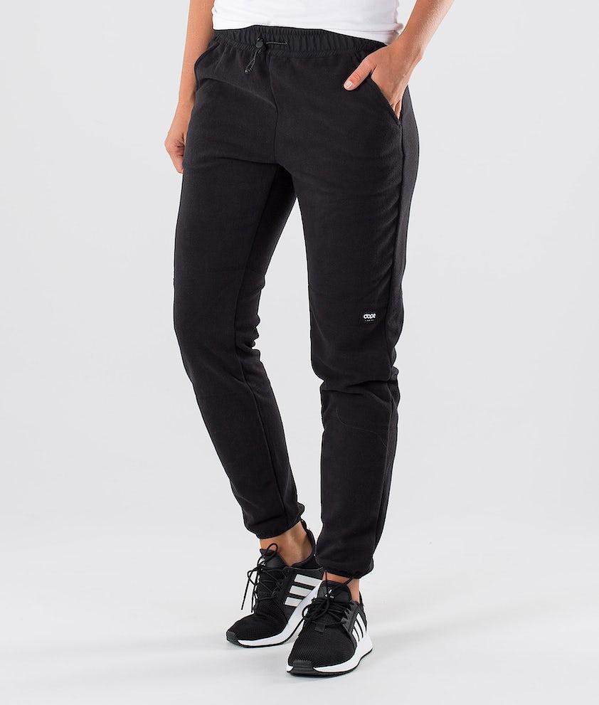 Dope Loyd W Fleece Pants Black