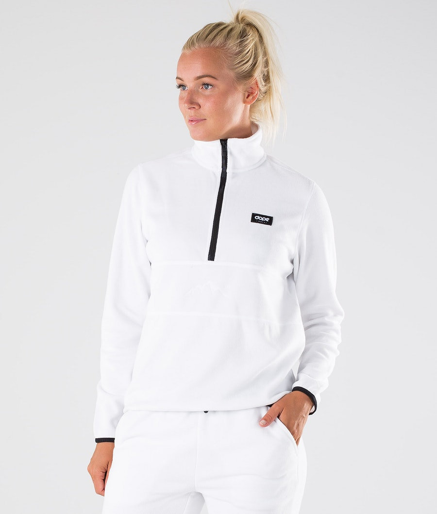 Dope Loyd W Women's Fleece Sweater White