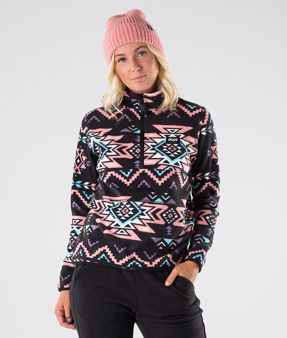 Dope Loyd W Snowboardsweatshirt Inka Pink
