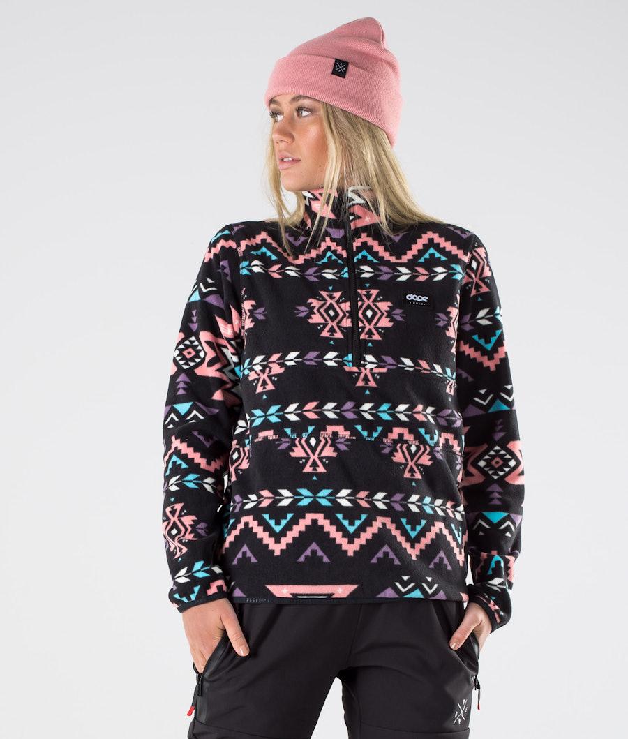 Dope Loyd W Snow Sweater Inka Pink