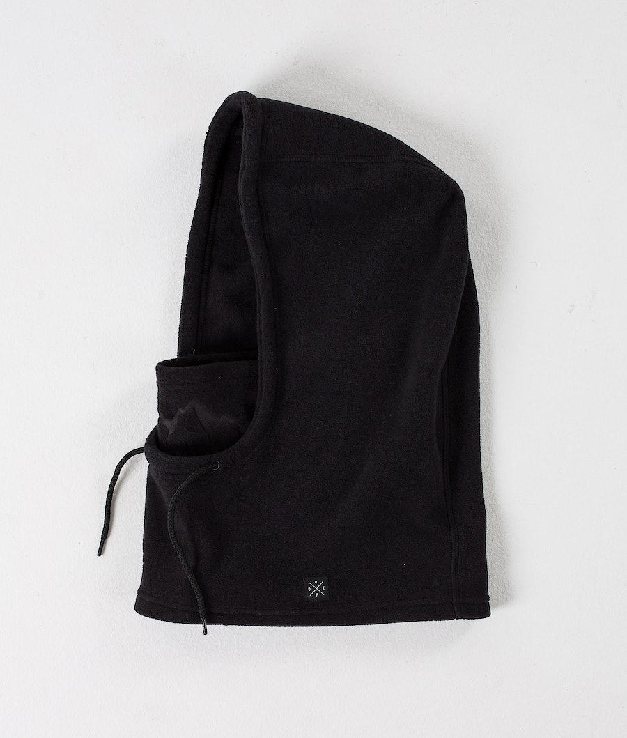 Dope Cozy Hood Ansiktsmask Black