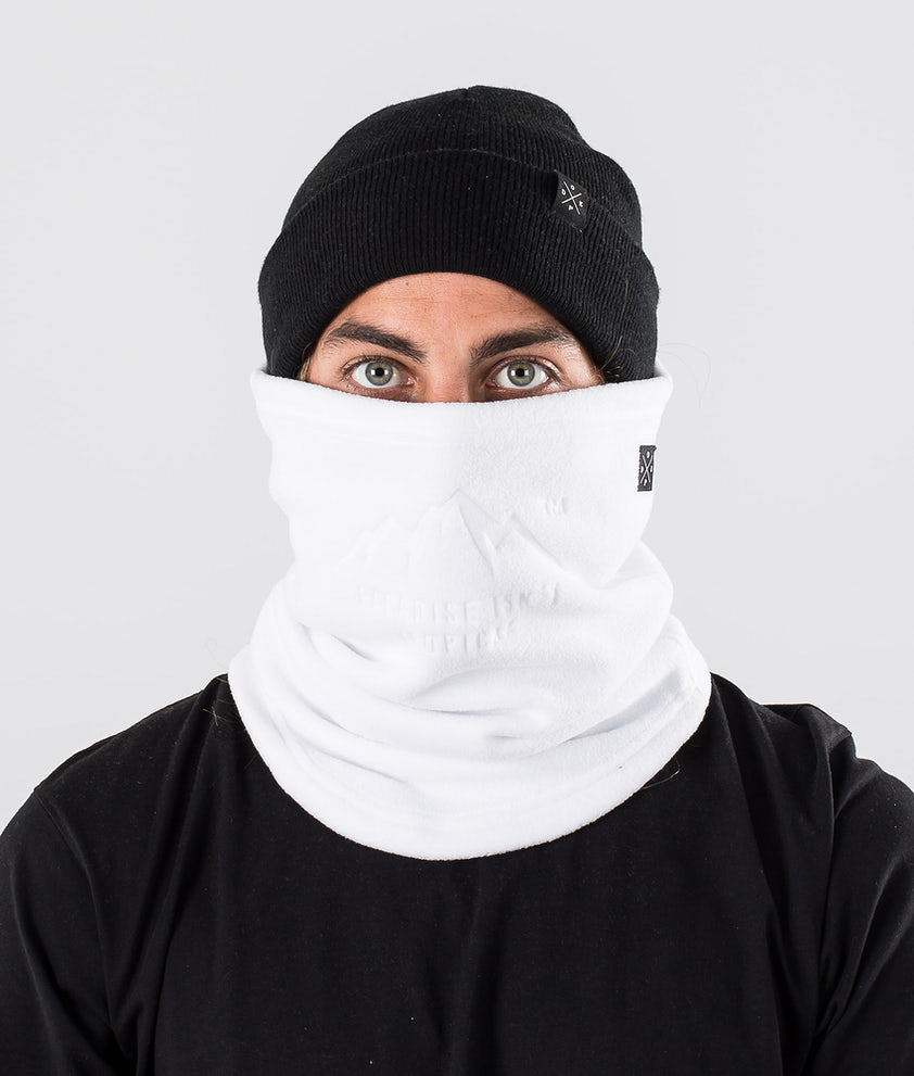 Dope Cozy Tube Masque White