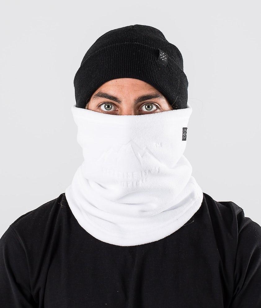 Dope Cozy Tube Ansiktsmask White