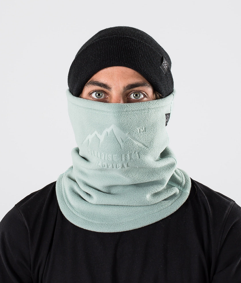Dope Cozy Tube Ansiktsmask Faded green
