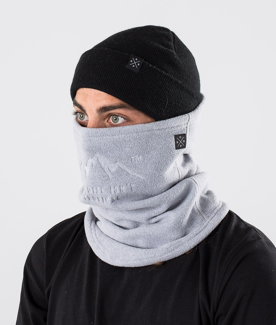 Dope Cozy Tube Ansiktsmask Light Grey Melange