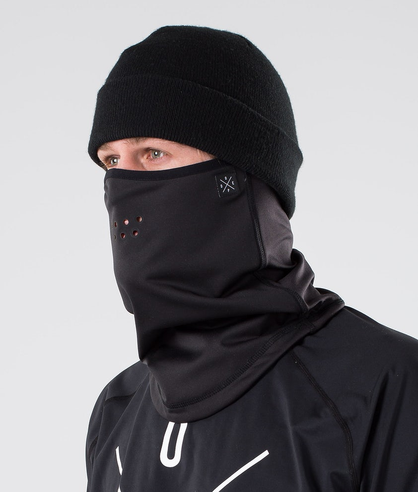 Dope Stanton Ansiktsmask Black