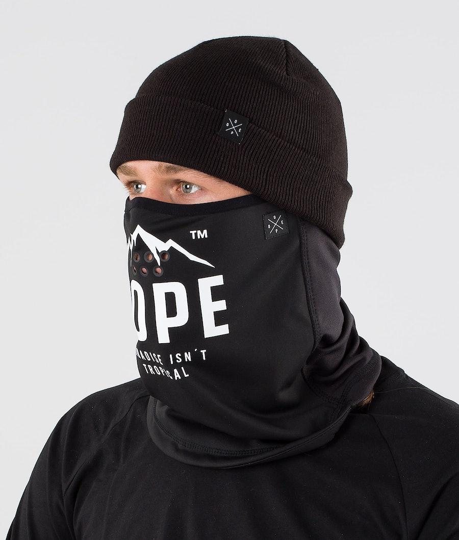 Dope Stanton Facemask Black Paradise