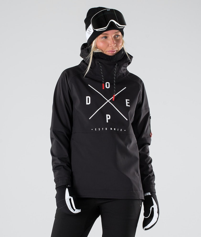 Dope Rambler MTE W Snowboard Jacket Black
