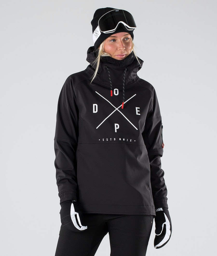 Dope Rambler MTE W Snowboard jas Black