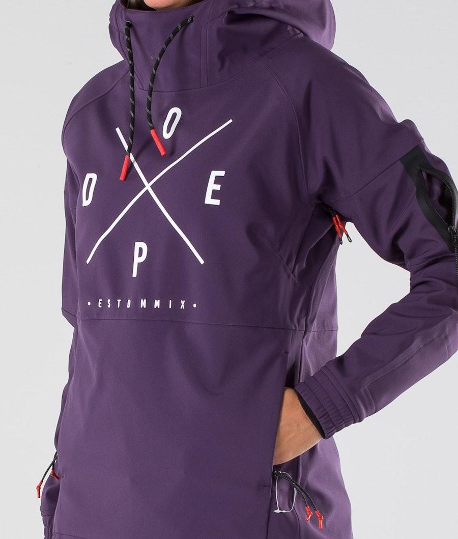 Dope Rambler MTE W Women's Snowboard Jacket Grape