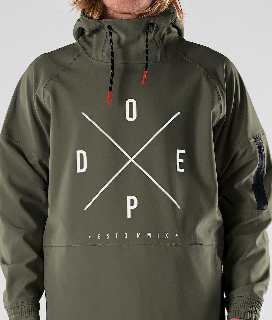 Dope Rambler MTE Snowboard Jacket Green