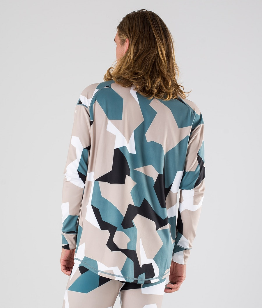 Montec Zulu Base Layer Top Atlantic Camo