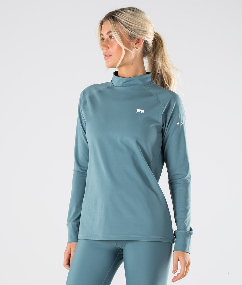 Montec Zulu W Base Layer Top Atlantic