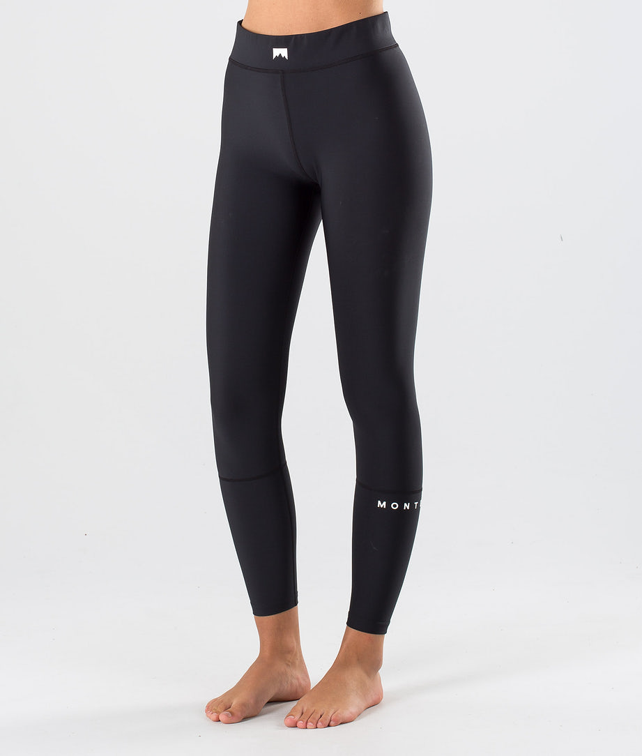 Montec Zulu W Base Layer Pant Black