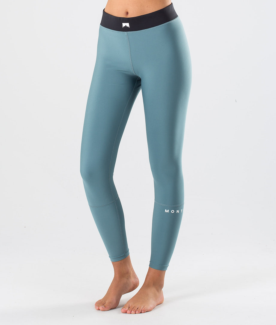 Montec Zulu W Base Layer Pant Atlantic