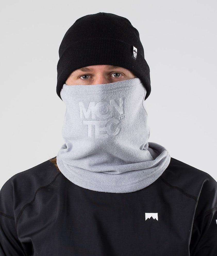 Montec Echo Tube Ansiktsmask Grey Melange