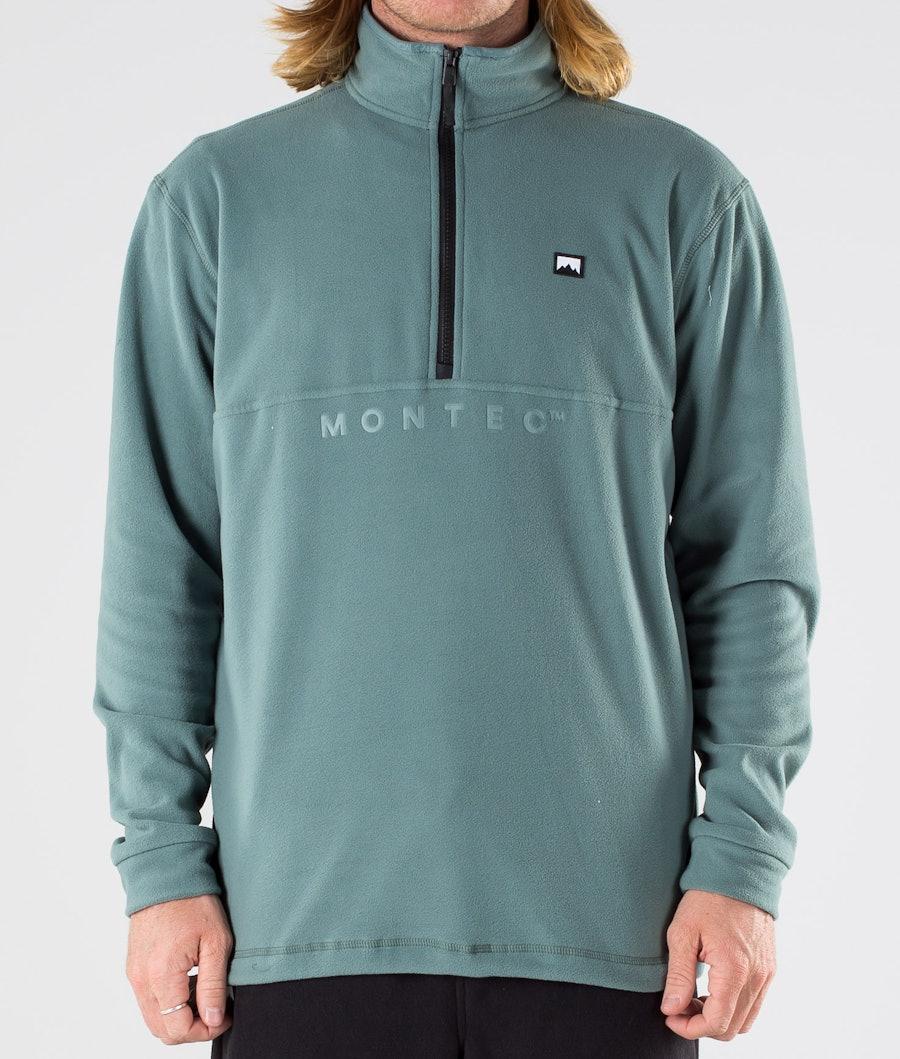 Montec Echo Fleecetröja Atlantic