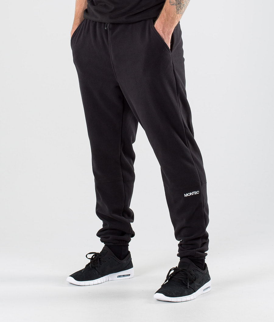 Montec Echo Pantalon Black