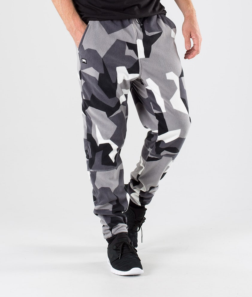 Montec Echo Fleece Pants Arctic Camo