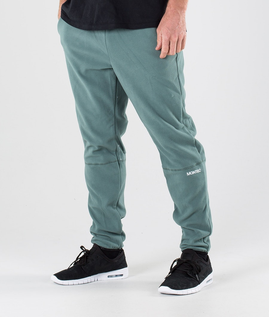 Montec Echo Pantalons Polaire Atlantic
