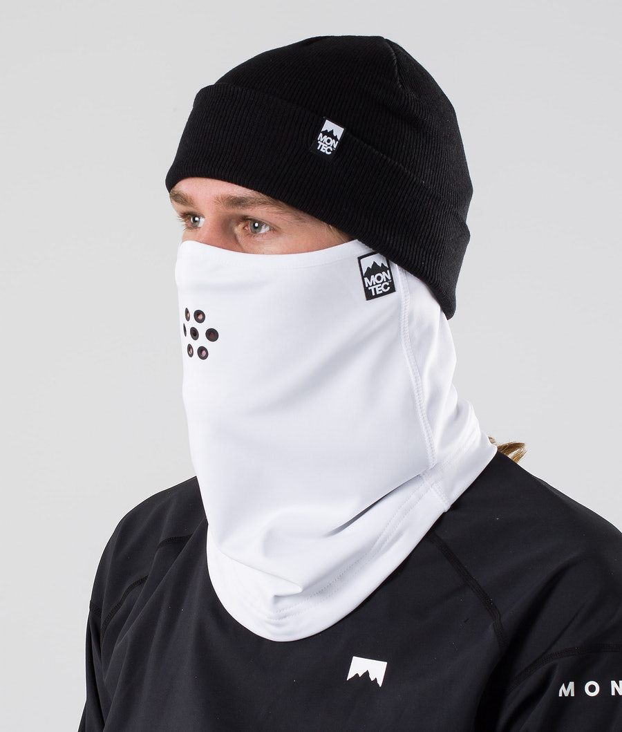 Montec Ice Tube Ansiktsmask White
