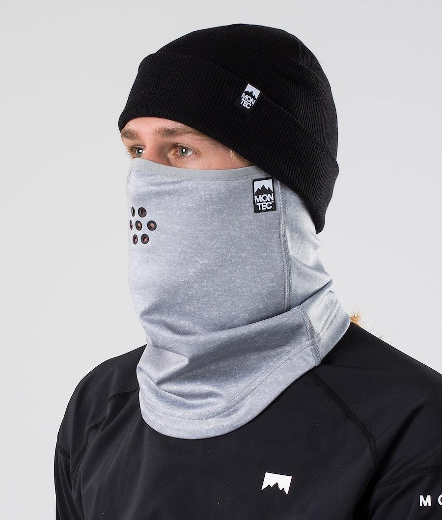Montec Ice Tube Ansiktsmasker Grey Melange