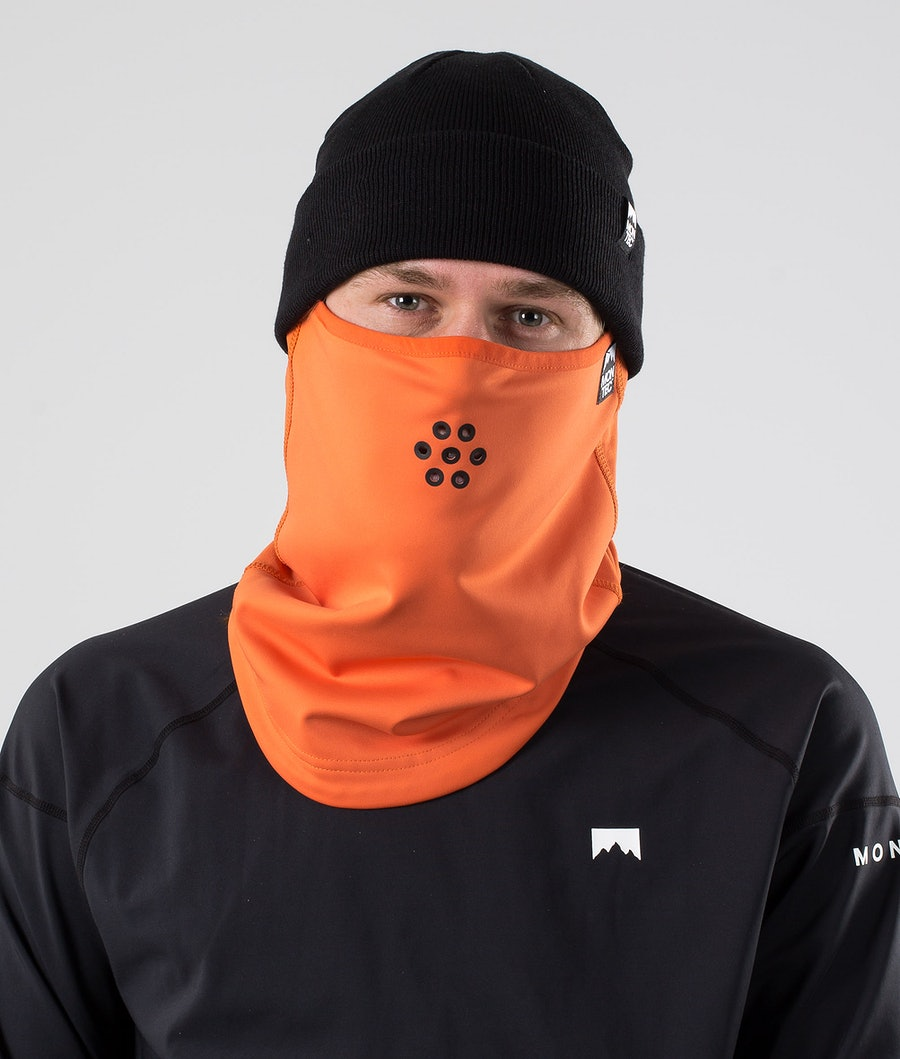 Montec Ice Tube Ansiktsmask Orange