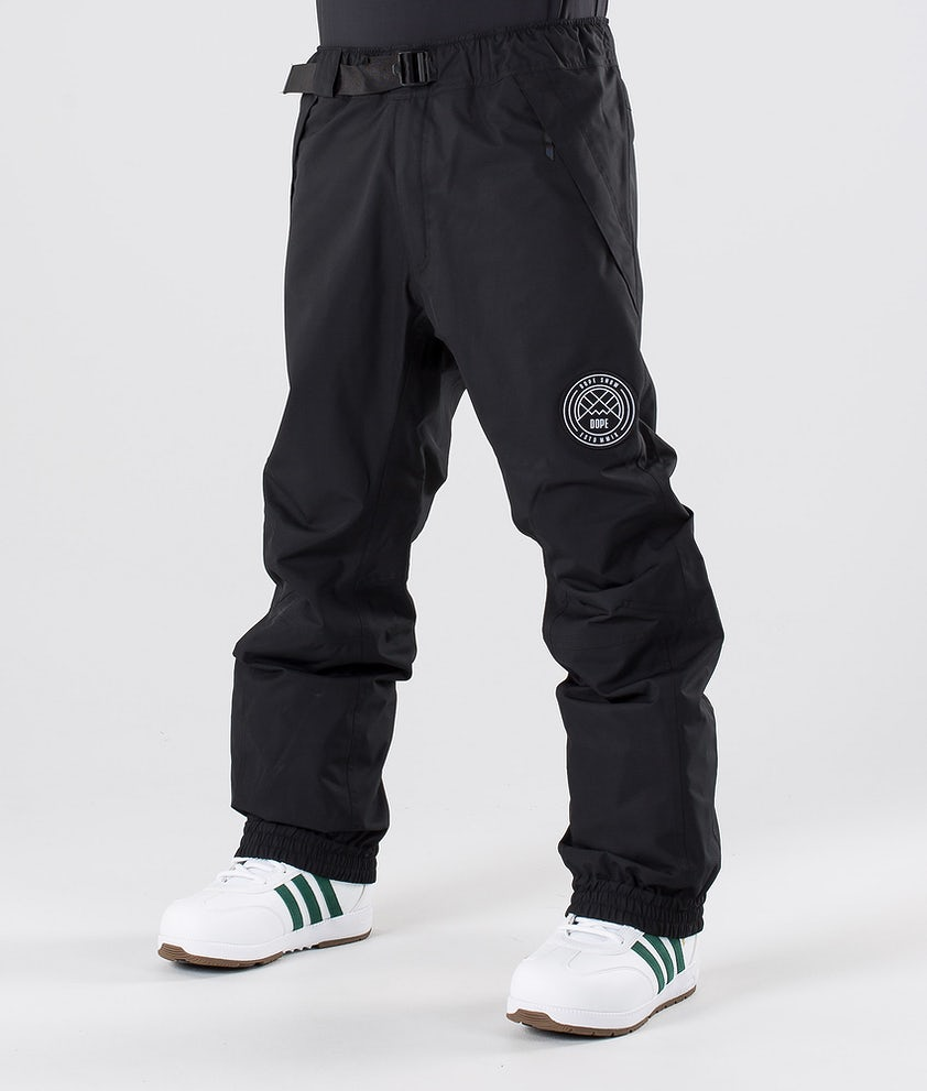 Dope Blizzard Pantaloni da snowboard Black