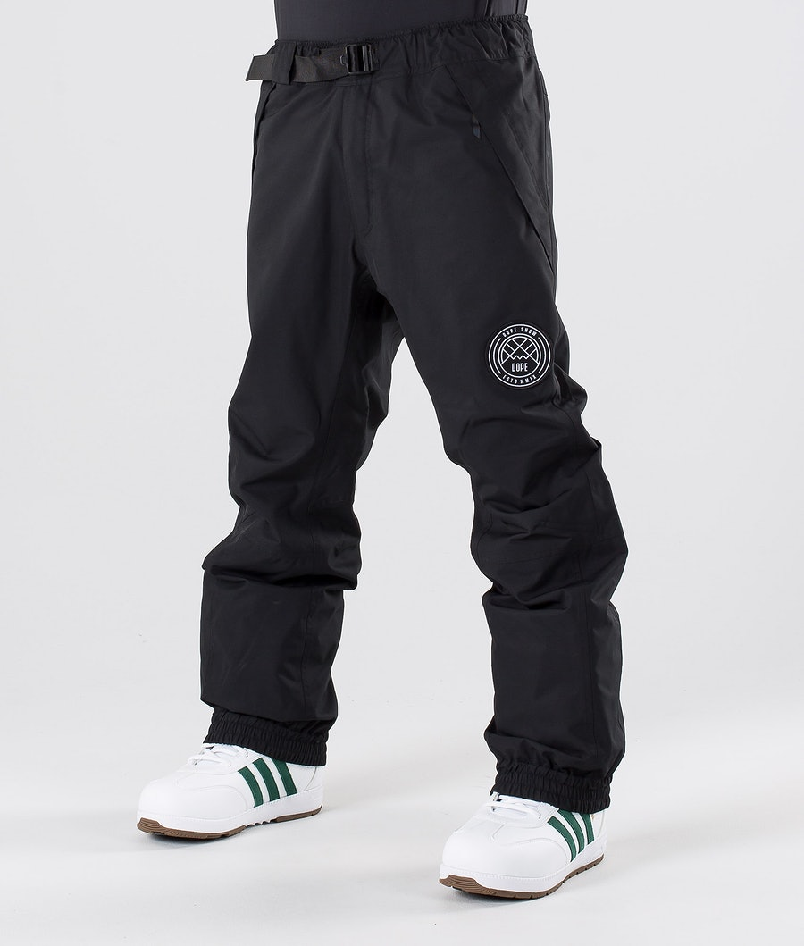Dope Blizzard Snow Pants Black