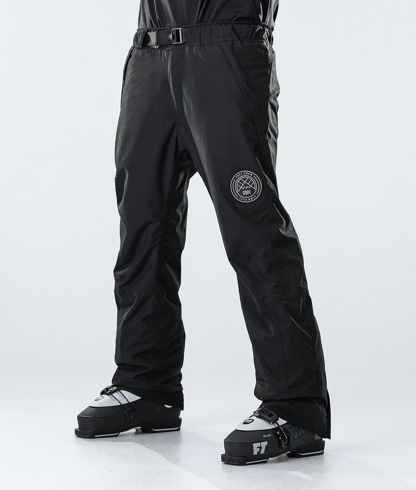 Dope Blizzard Ski Pants Black