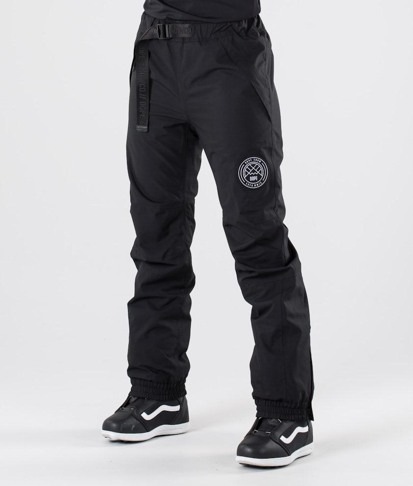 Dope Blizzard W Pantalon de Snowboard Black