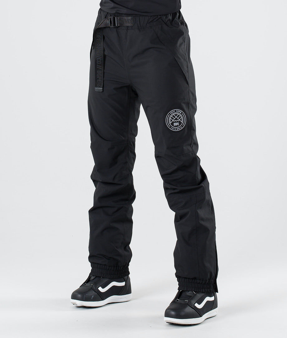 Dope Blizzard W Snow Pants Black