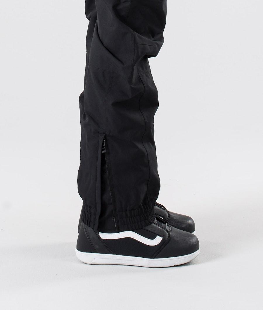 Dope Blizzard W Pantalon de Snowboard Femme Black