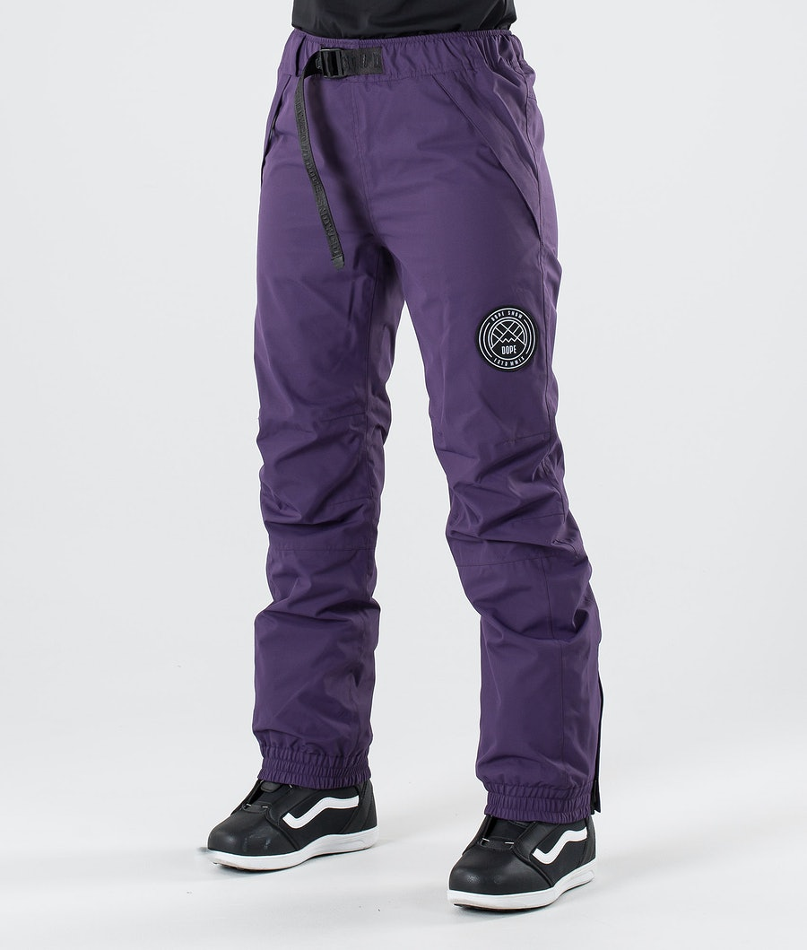 Dope Blizzard W Pantalon de Snowboard Grape