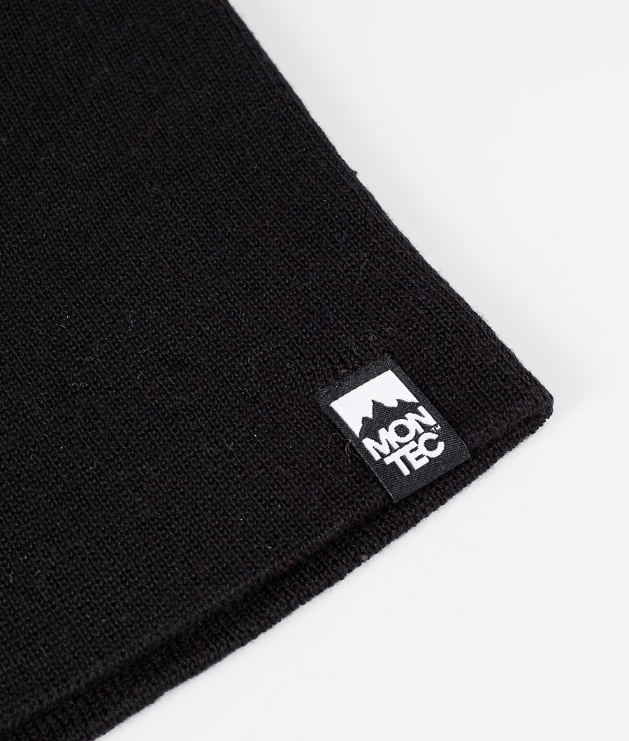 Montec Echo Bonnet Black