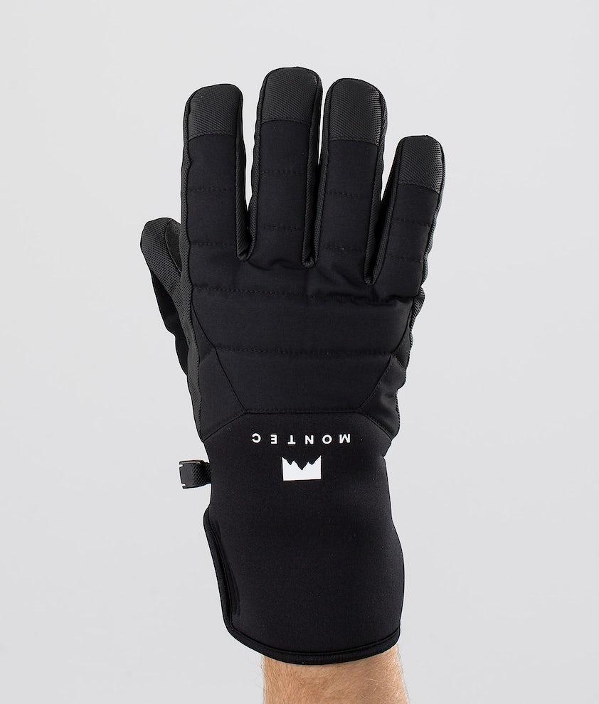 Montec Kilo Glove Gants de Ski Black