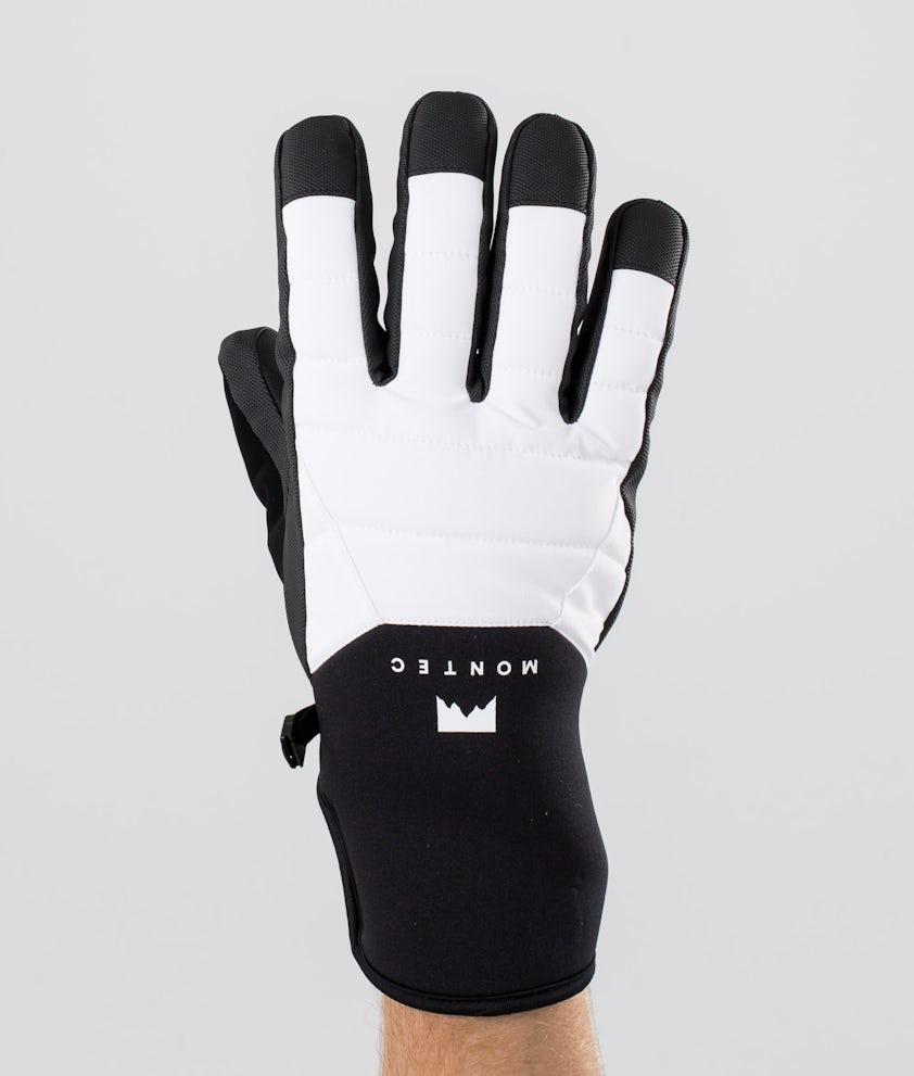 Montec Kilo Glove Skidhandskar White