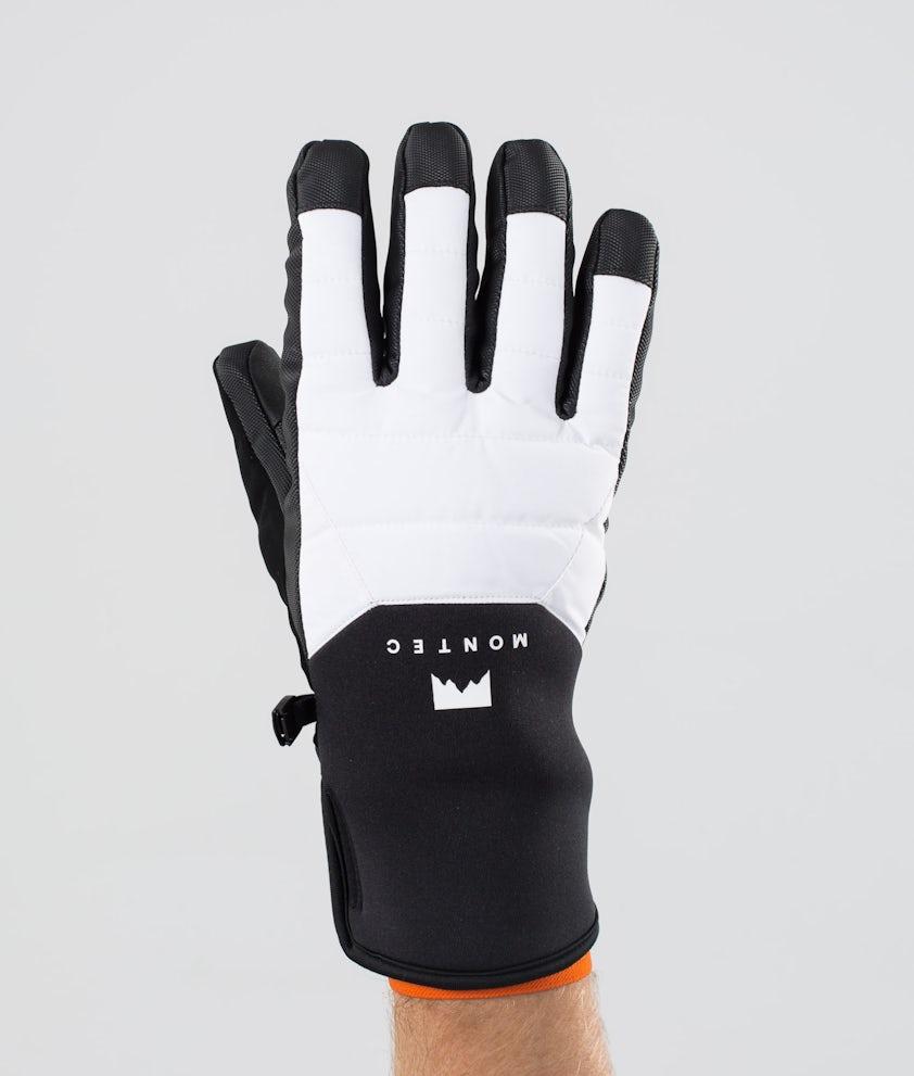 Montec Kilo Glove Ski Gloves White