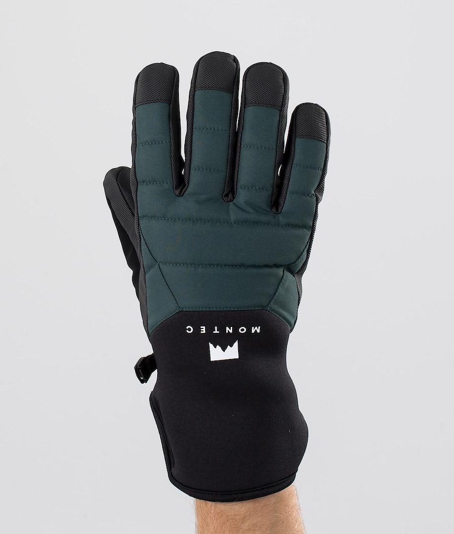 Montec Kilo Glove Gants de Ski Dark Atlantic