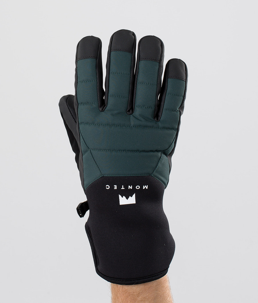 Montec Kilo Glove Ski Gloves Dark Atlantic