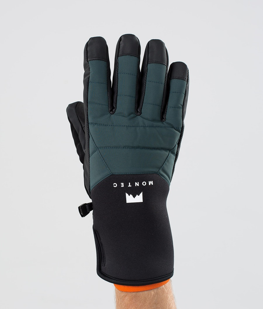 Montec Kilo Glove Gants de Ski Dark Atlantic