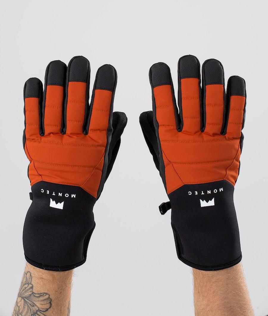 Montec Kilo Glove Skihansker Clay