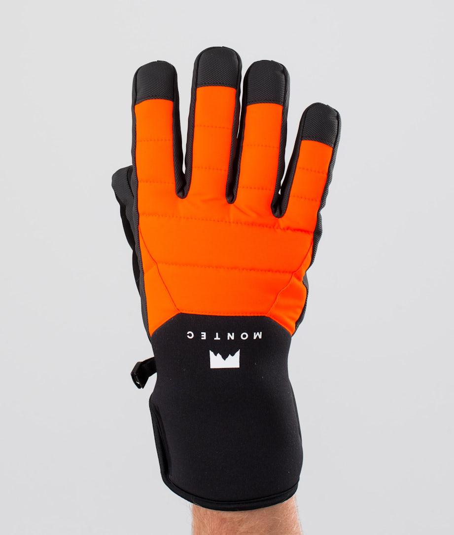 Montec Kilo Glove Gants de Ski Orange