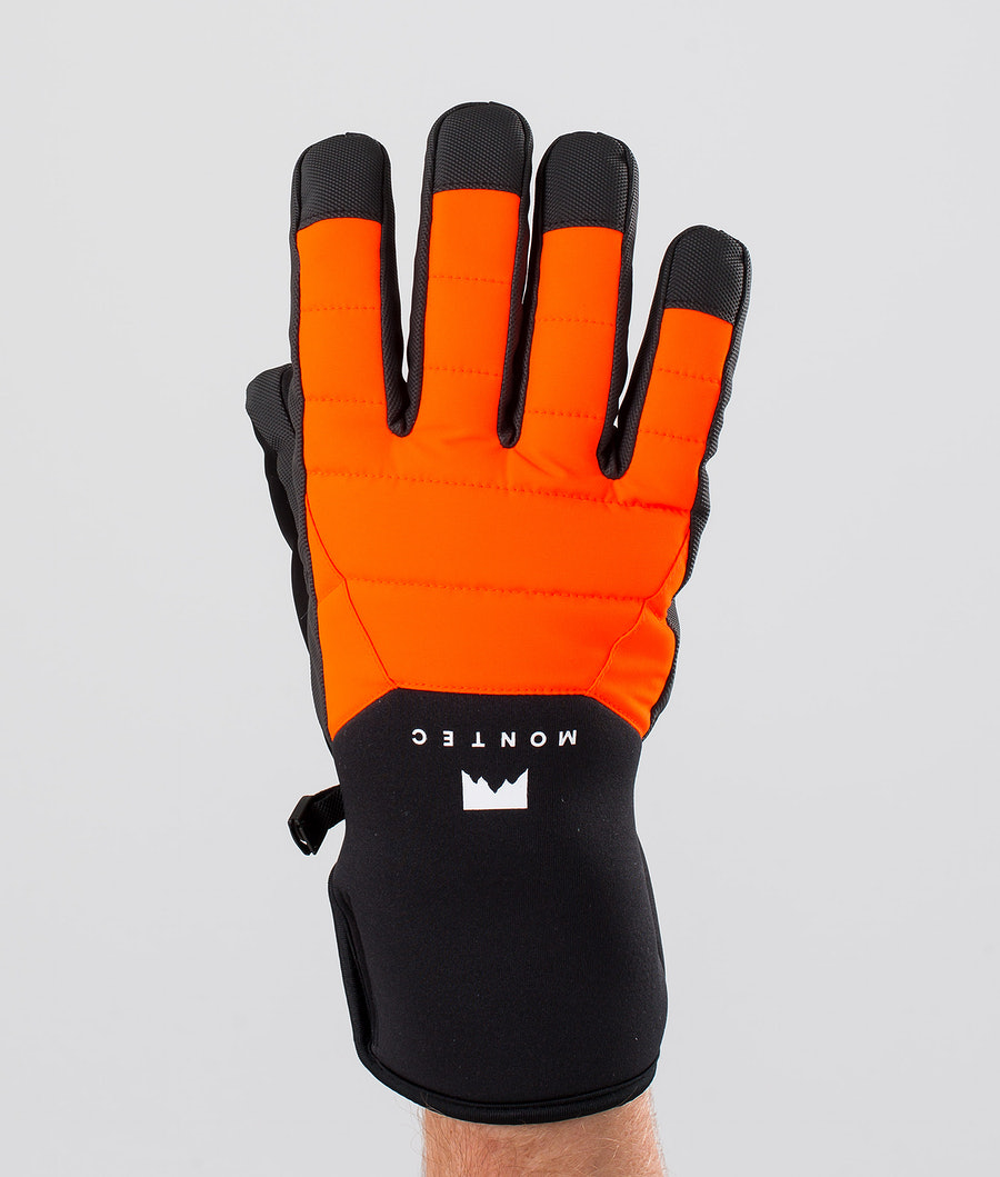 Montec Kilo Glove Lasketteluhanskat Orange