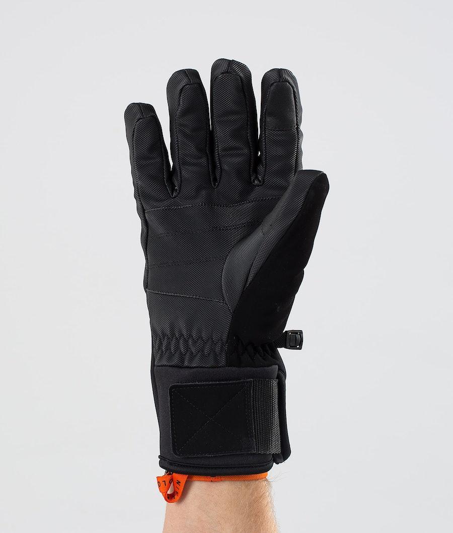 Montec Kilo Glove Skihansker Orange