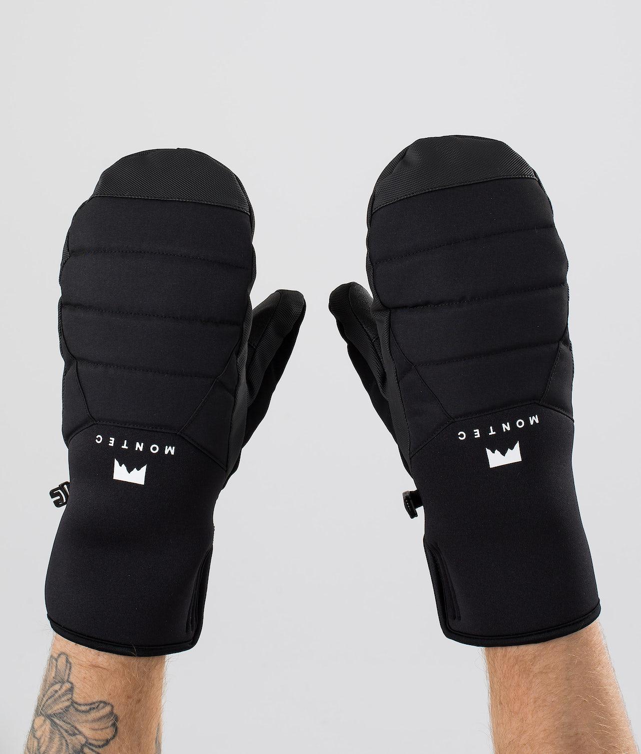 Buy Kilo Mitt Ski Gloves from Montec at Ridestore.com - Always free shipping, free returns and 30 days money back guarantee